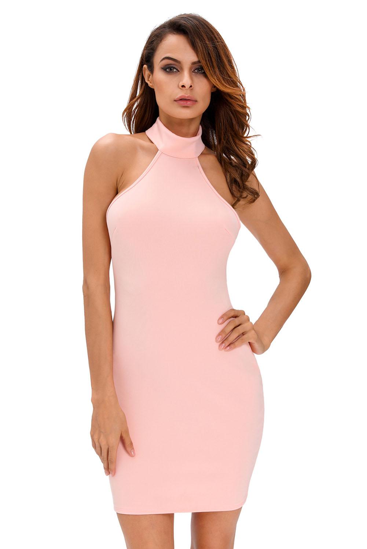 Club Halter Dress