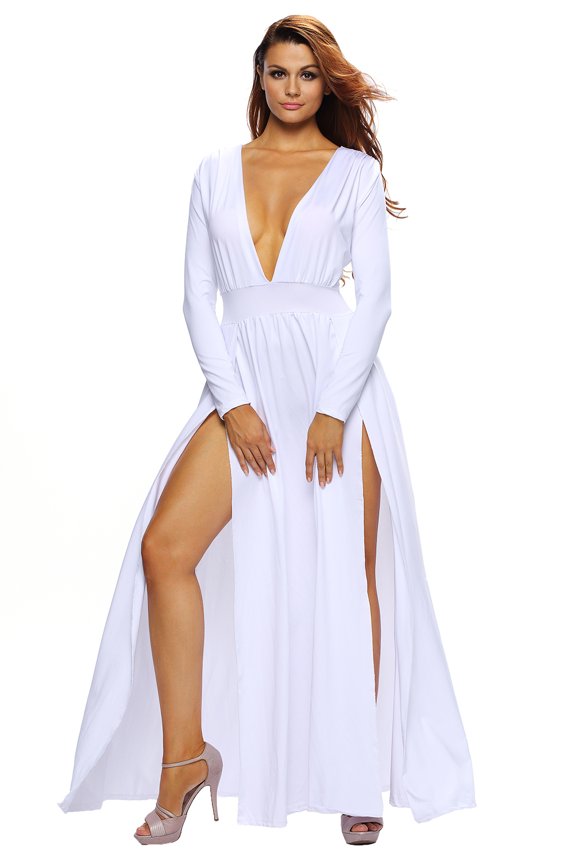 Robe maxi longue chic