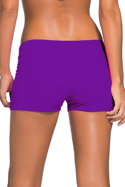 755d723d83f Wide waistband swimsuit bottom shorts summer womens swimwear bikini ...