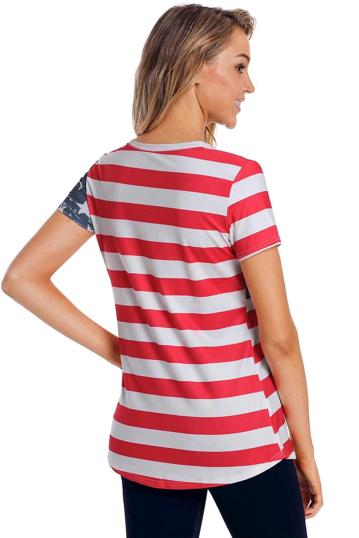 Usa Shirt Damen
