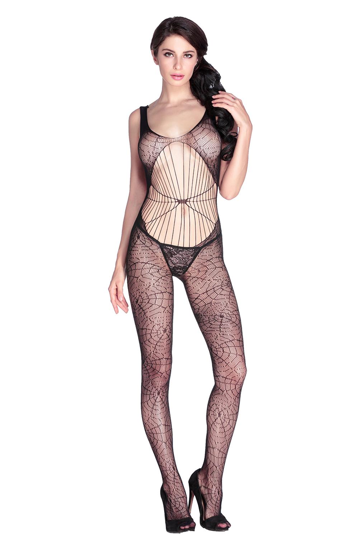Sexy women in bodystockings